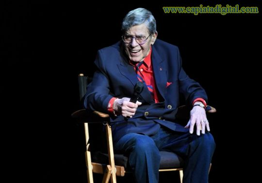 Fallece legendario actor cómico Jerry Lewis