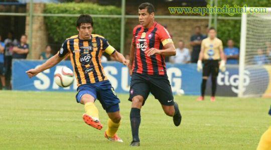Cerro gana a Luque y Capiat� queda con mayores chances de clasificar a la Sudamericana