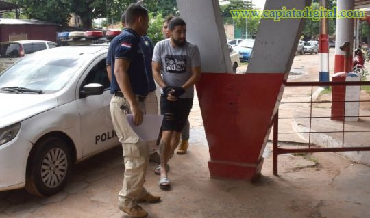 Rodrigo Burgos pide su libertad