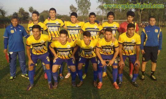 Sub 18: Capiat� se impone ante Guaran�