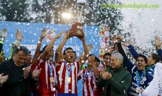 Paraguay grita campe�n en la Copa Americana 2015