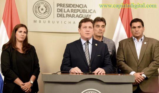 Exsenador, vinculado a la demanda de US$ 10 millones a la Conmebol