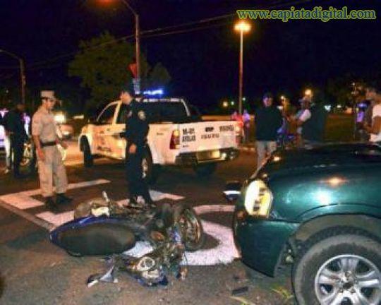 Imputan a menor por fatal accidente en Santan�