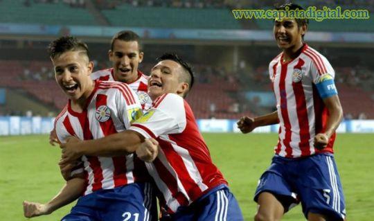 Paraguay gana y clasifica a octavos del Mundial Sub 17