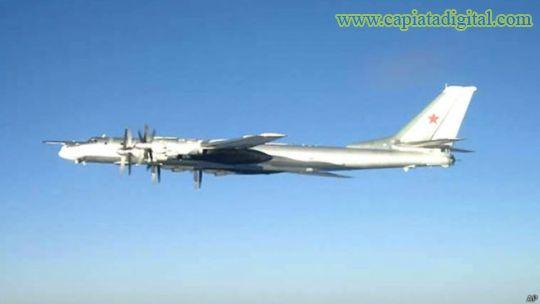 Rusia dice que sus aviones militares patrullar�n hasta el Golfo de M�xico