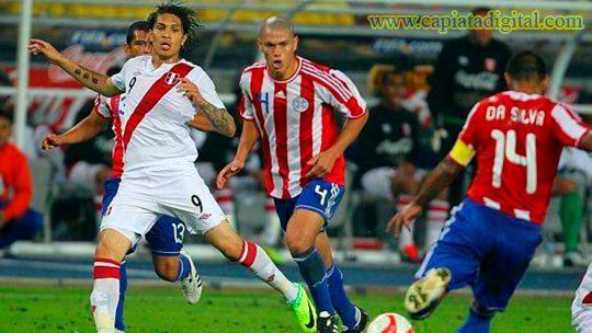 Ponen en venta entradas para Paraguay - Per�