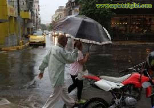 Aerta: Pronostican fuertes temporales