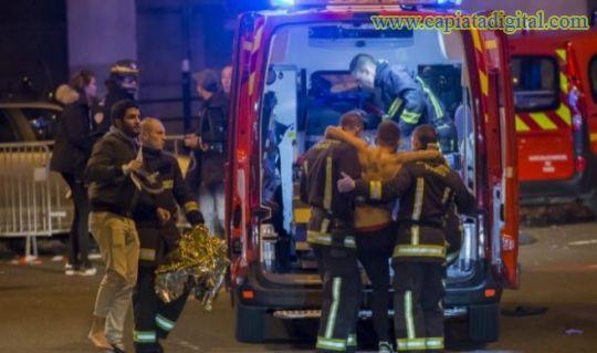 Aumenta a 129 la cifra de muertos en Par�s