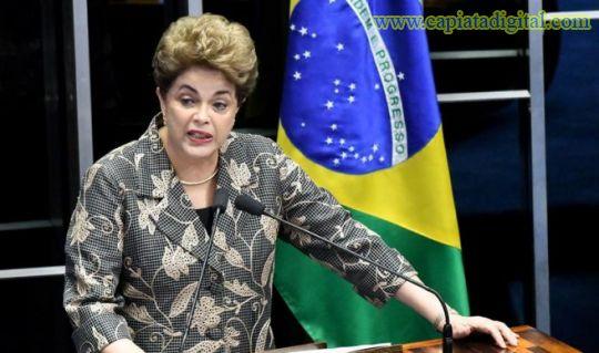 Rousseff dice al Senado que Brasil est�
