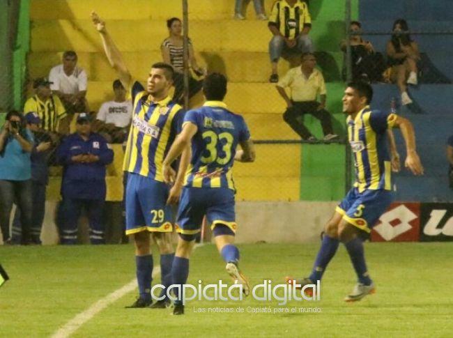 Capiatá derrota a Guaraní y se mete en la discusión por el título