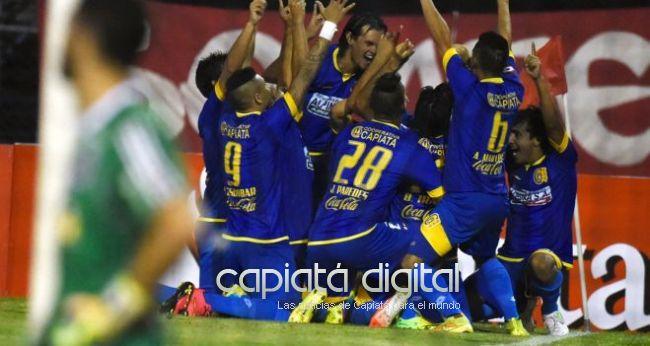 Deportivo Táchira de Venezuela será rival Capiatá