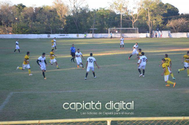 Tres goleadas en la prosecución del campeonato capiateño