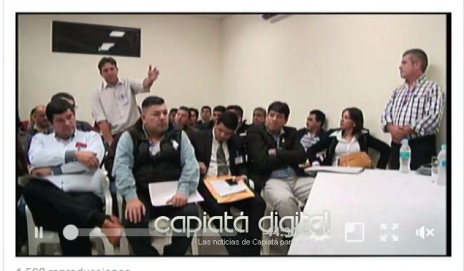 Tribunal Electoral suspende asamblea de la Federación Paraguaya de Fútbol de Salón