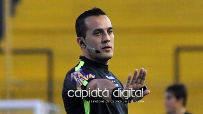Arbitro de Boca -Olimpia admite que se equivocó y dice que siente una pena muy grande