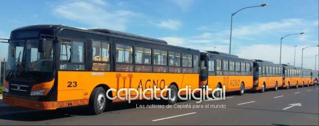 Buena noticia: Linea 12 ampliará servicio de transporte en Capiatá