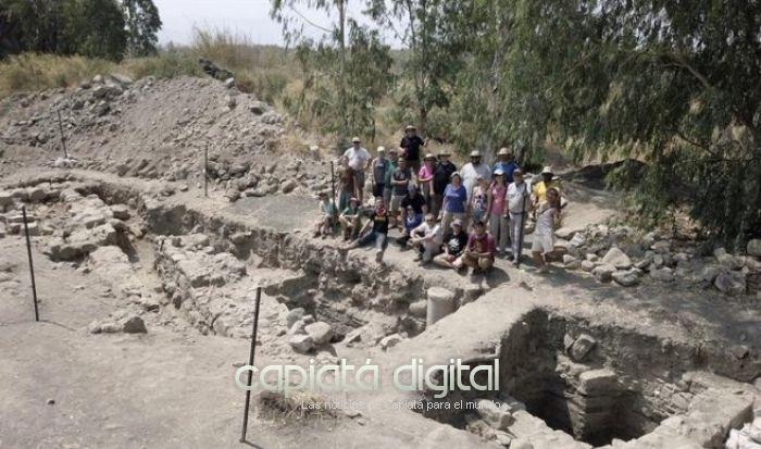 Hallan en Mar de Galilea villa donde se cree que Jesús multiplicó panes y peces