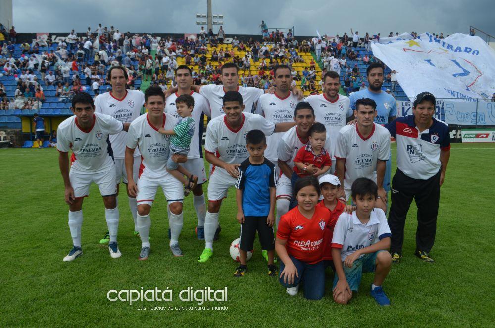 Unión Ybyraró debuta con victoria en Copa de Campeones