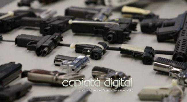 Proveían armas a delincuentes a cambio de comisión