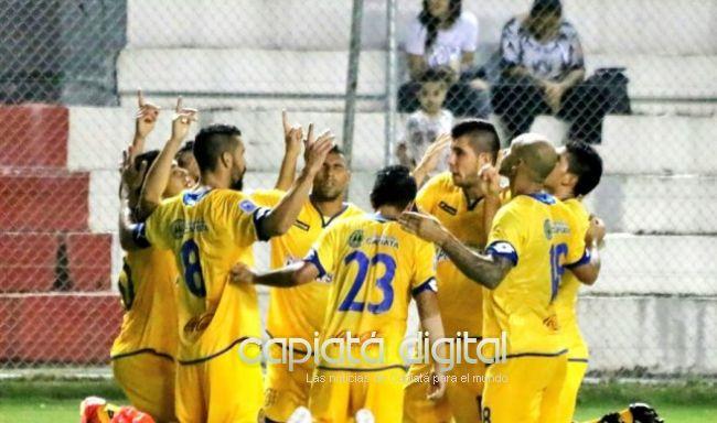 Capiatá arranca con victoria en el Apertura