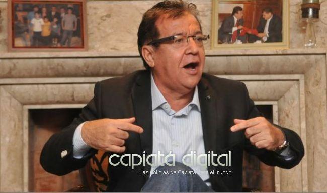 Nicanor propone un frente nacional y popular para derrotar al cartismo