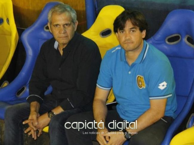 Ya es oficial: Diego Gavilán nuevo técnico de Capiatá