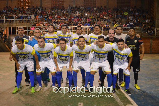 Sport Victoria cerca del título en la Federación Capiateña de Fútbol de Salón