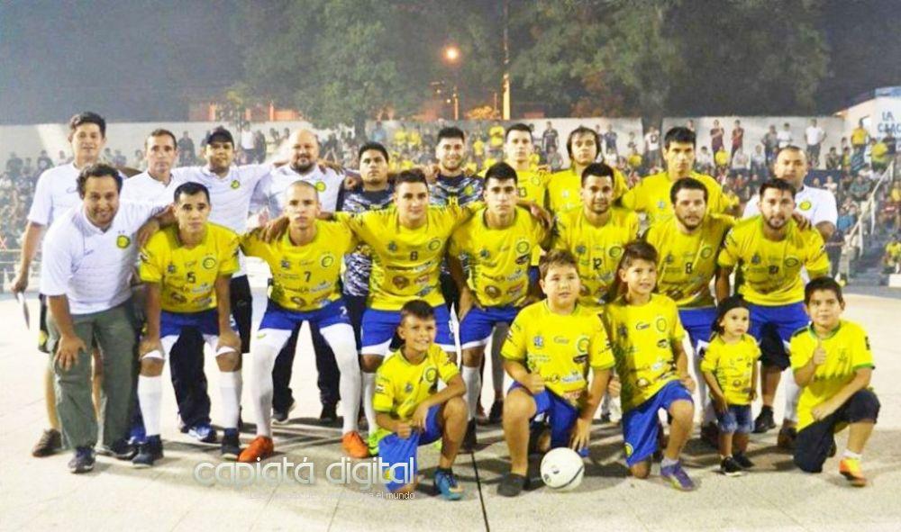 Arranca el mata - mata en la finales de Fútbol de Salón de Alto Paraná