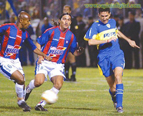 Mario Grana es virtual t�cnico del Deportivo Capiat�