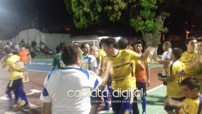 Capiatá gana a Altos y mira con optimismo el nacional