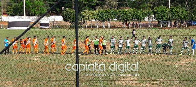 Unión Ybyraró arrasa en la segunda etapa del torneo capiateño