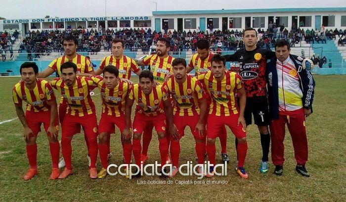 Visita con empate en Caaguazú