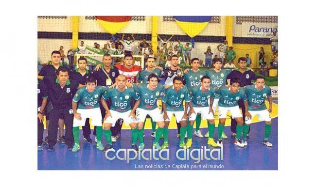 Encarnación - Villa Hayes definen el título del Nacional esta noche