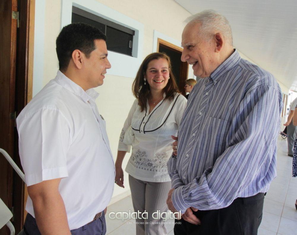 Recordado paí Aveiro fallece en Asunción