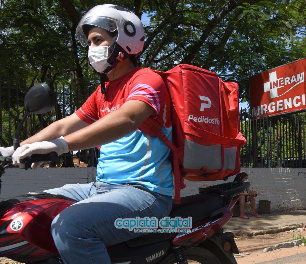 Exito: Se potencia pedidos en locales gastronómicos con delivery en Capiatá