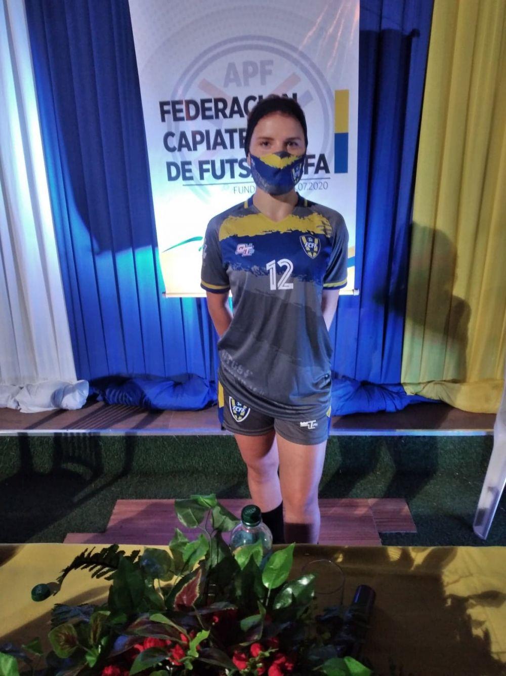 Presentan la nueva Federación Capiateña de Futsal FIFA