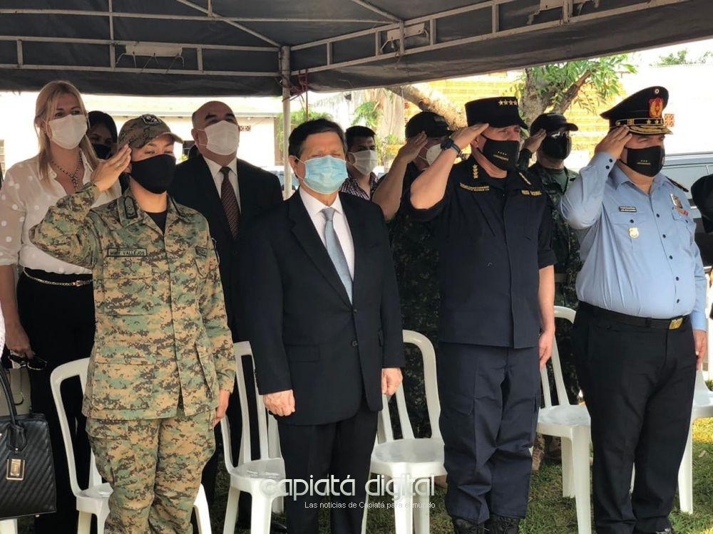 Destacada gestión de capiateña al frente de la División Antinarcóticos de Concepción