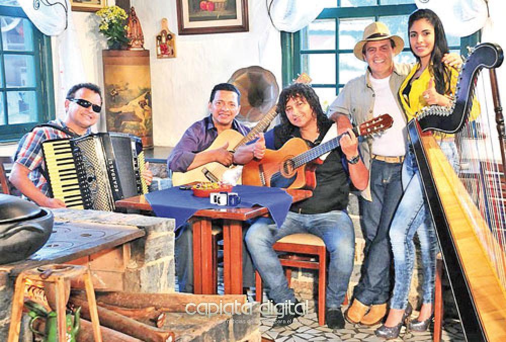 Los Castillos y Bocha Sheridan en el Festival Nacional del Ñandutí 2019