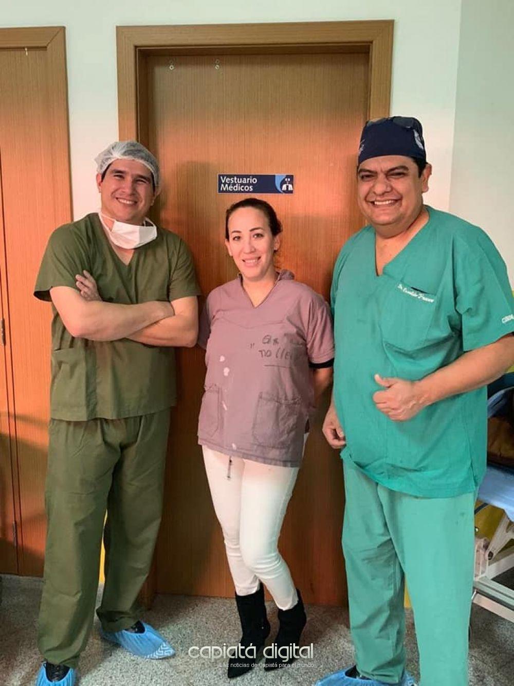 Hospital Distrital de Capiatá ahora con cirugías semanales