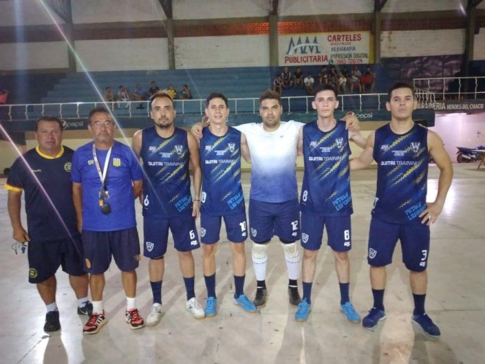Selección capiateña de futsal FiFA calibra potencial: ganó a itaugueña